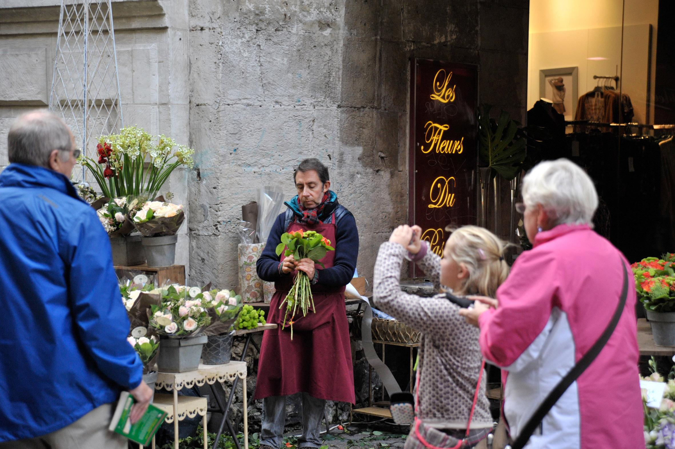 Madame Bovary Projekt-Streetphotography Rouen